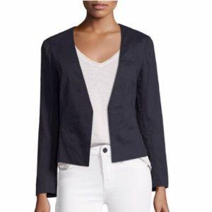 THEORY  Benefield crunch blazer